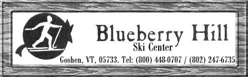Blueberry Hill Ski Center Logo