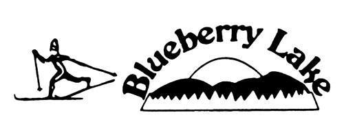 Blueberry Lake X-C Logo