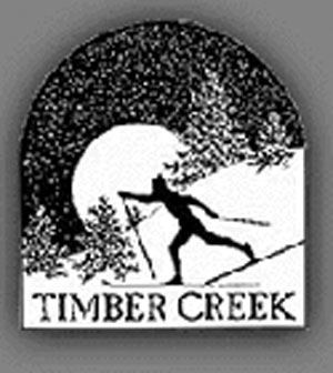 Timber Creek XC Ski Area Logo