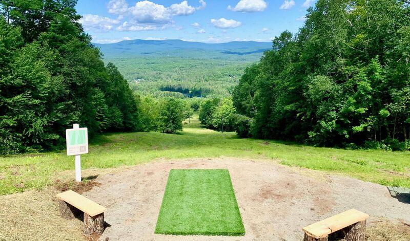 Disc Golf Courses at Vermont Ski Areas — Ski Vermont