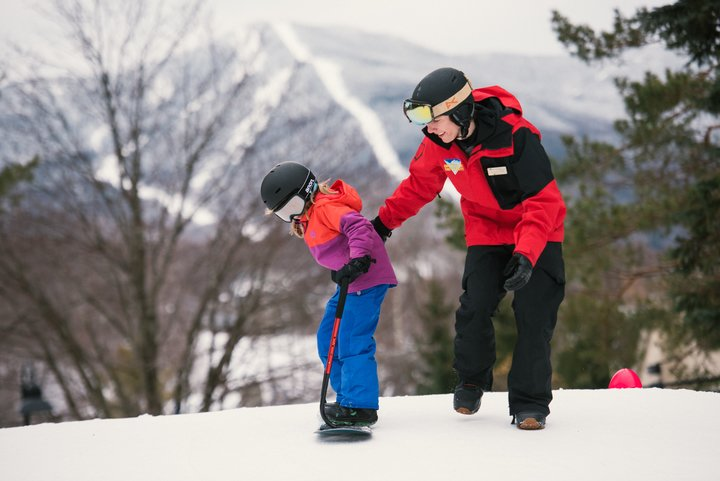 Learn to Ski and Ride Resort Deals
