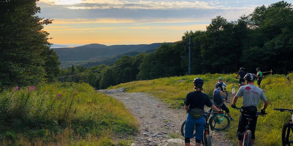 Vermont Mountain Bike Parks