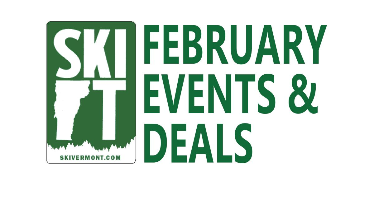 Late February Events and Deals