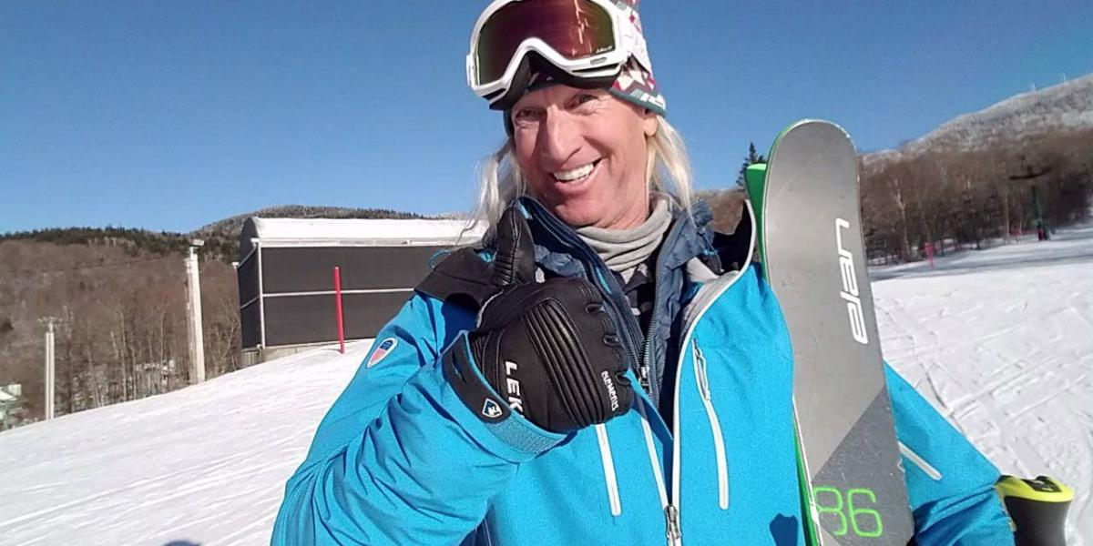 Ski legend reflects on importance of Learn to Ski & Snowboard Month