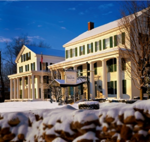 The Equinox Golf Resort & Spa, Marriott Luxury — Ski Vermont