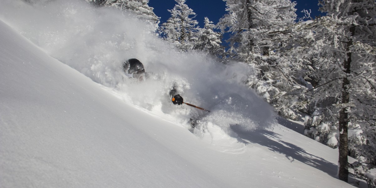 Top 10 Snowiest Resorts In The East