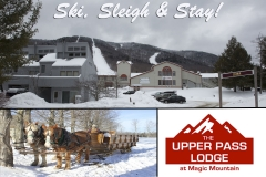 Ski, Sleigh & Stay Package