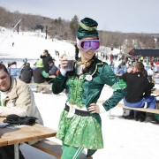 St. Patrick's Day Celebrations in the Green Mountains