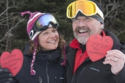 Love is in the Snow: Valentine's Day Specials at Vermont Ski Areas