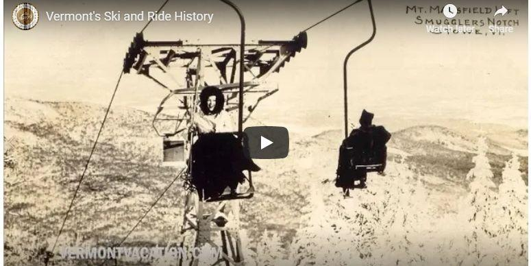 Vermont Ski Museum video celebrates rich history of skiing and snowboarding in the Green Mountain State