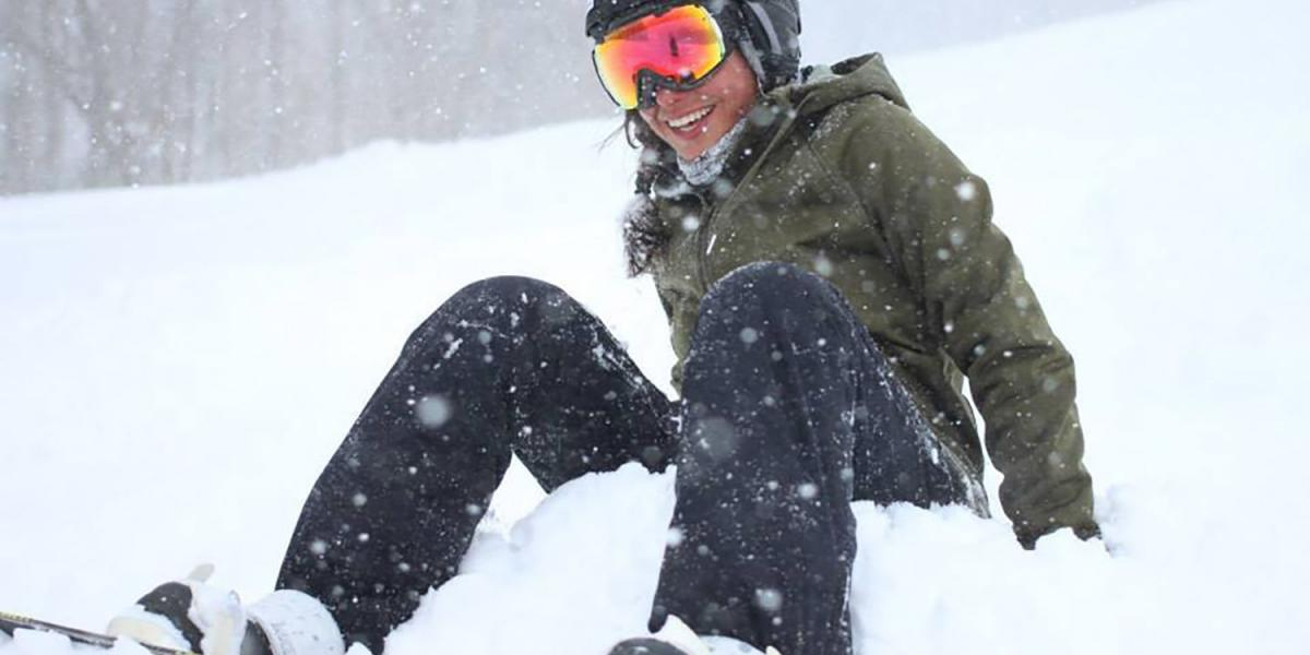 From Snowboard to Snowguns: Killington's Natalie Manzi