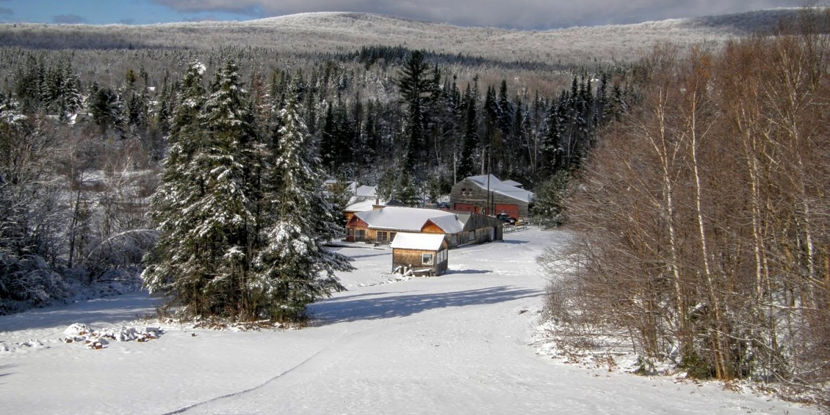 Prospect Mountain Nordic Ski Center