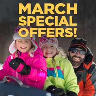 March Vacation SuperSaver Special!