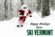 Christmas and New Year's Events at Vermont Ski Areas