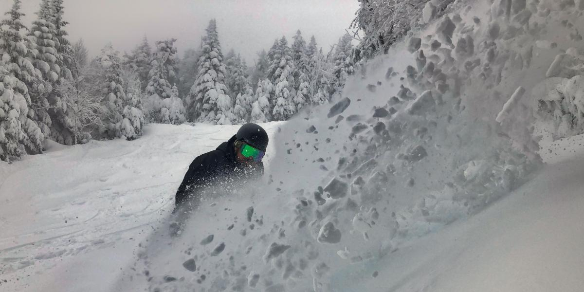Snowy season helps Vermont top 4 million skier and rider visits