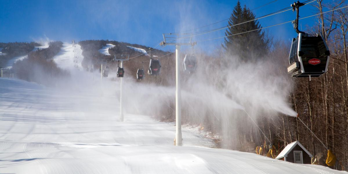Keepers of the Flake: Vermont's Legendary Snowmaking