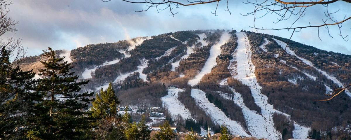 Mother Nature and mountain ops team up to blanket Vermont ski resorts in snow for opening days