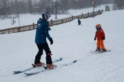 National Learn to Ski and Snowboard Month: Why Lessons Are the Best Bet for Teaching Your Child to Love the Sport