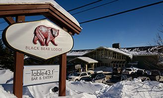 The Black Bear Lodge
