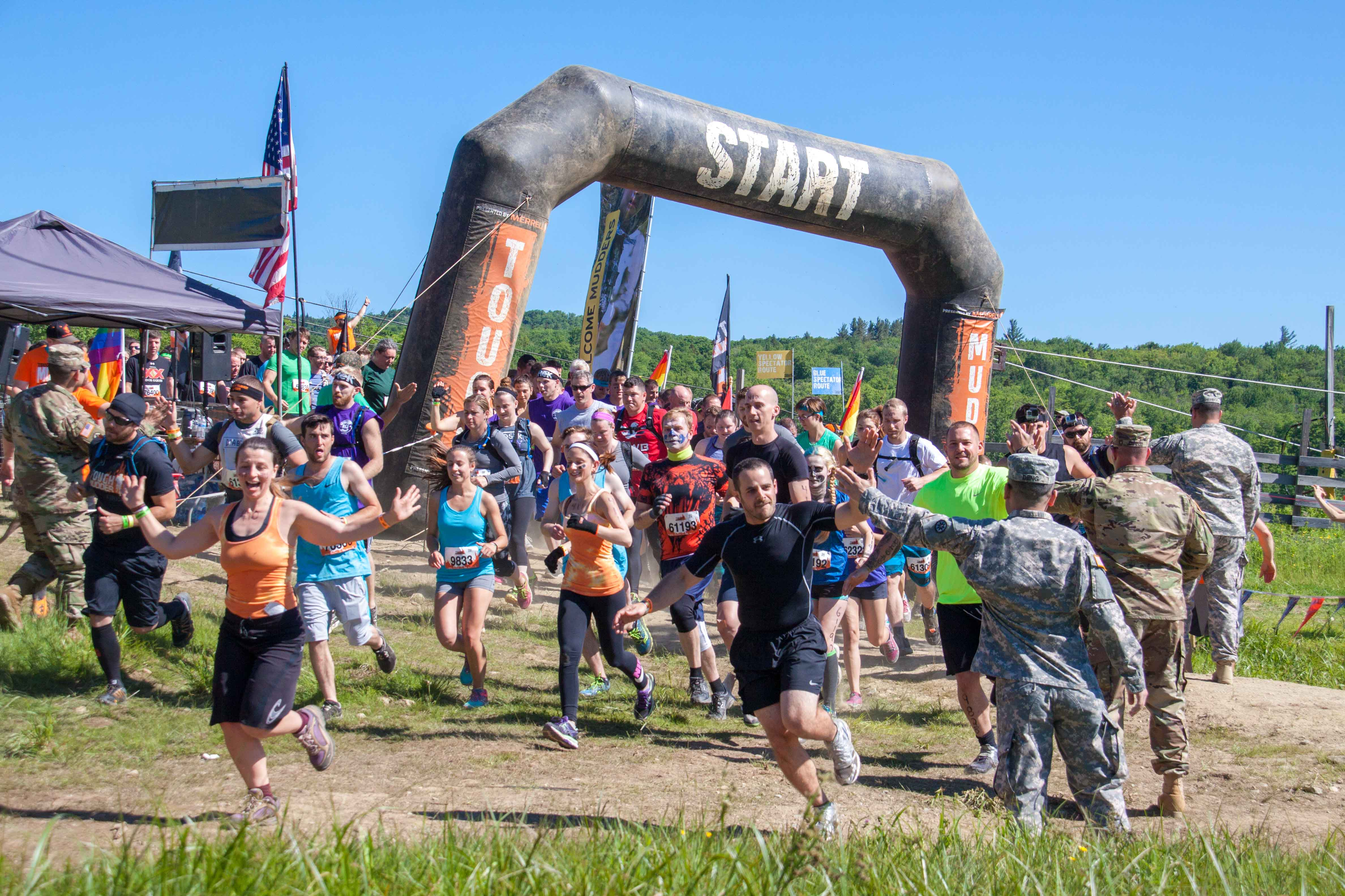 Mount Snow Tough Mudder