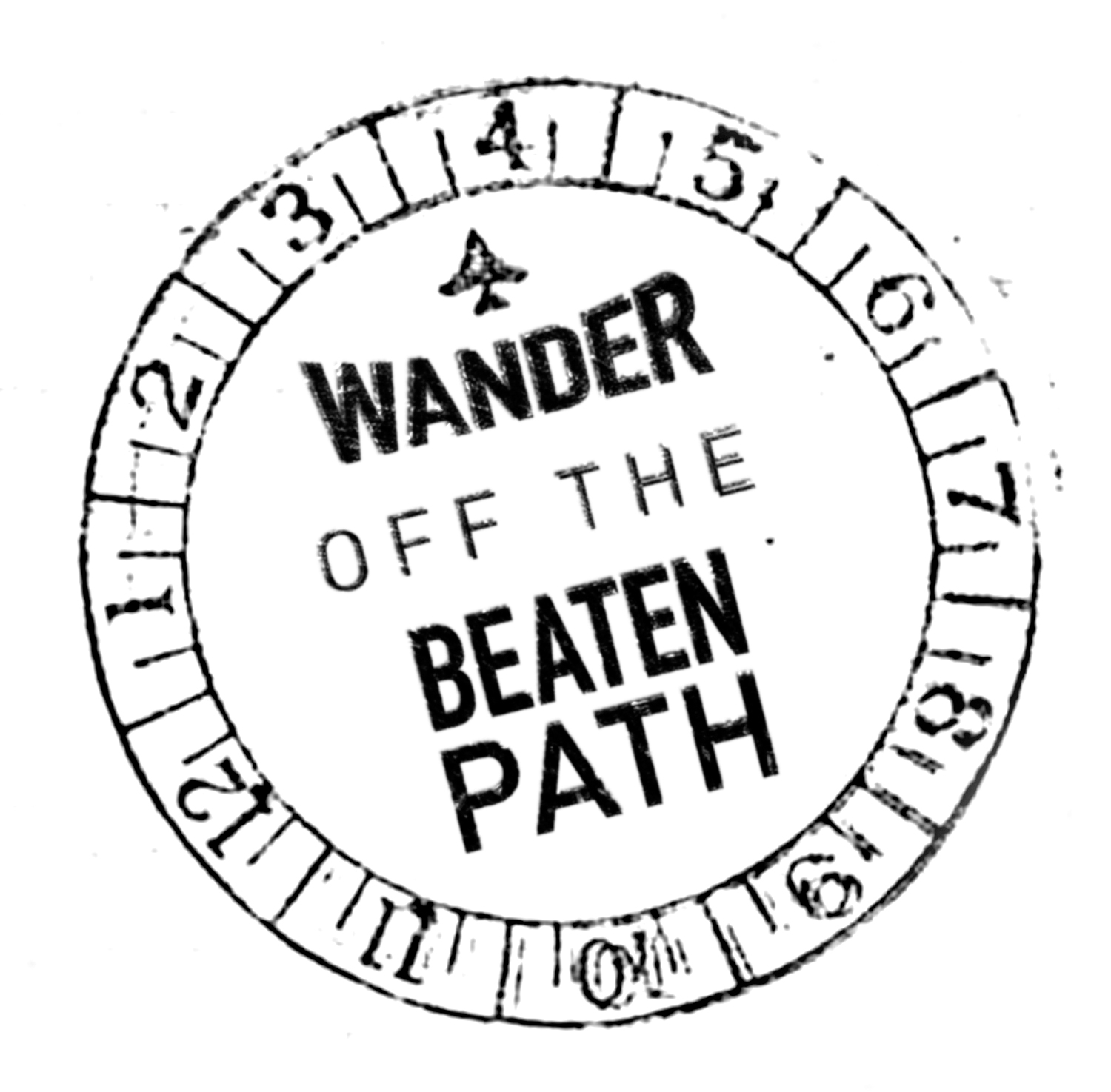 Wander Off the Beaten Path